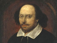 Shakespeare © Creative Commons
